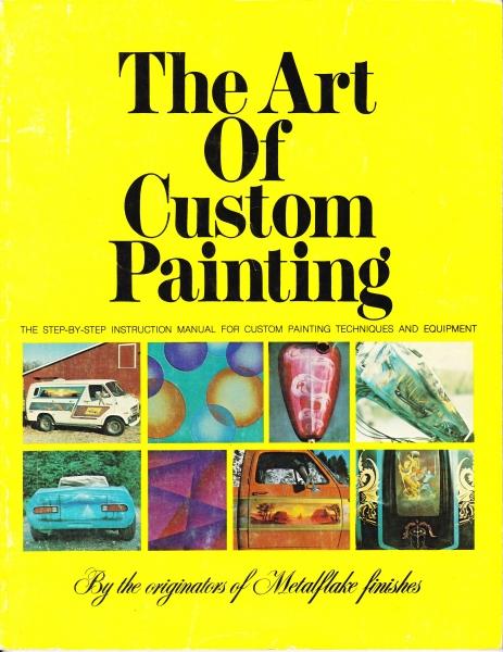 Art of Custom Paint